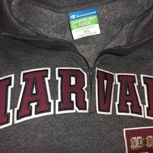 Gray Champion Sweatshirt - Harvard Univ.